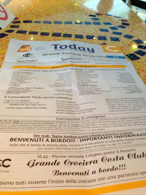 2013/09/15 Partenza da Savona Costa Pacifica-uploadfromtaptalk1379259638767-jpg