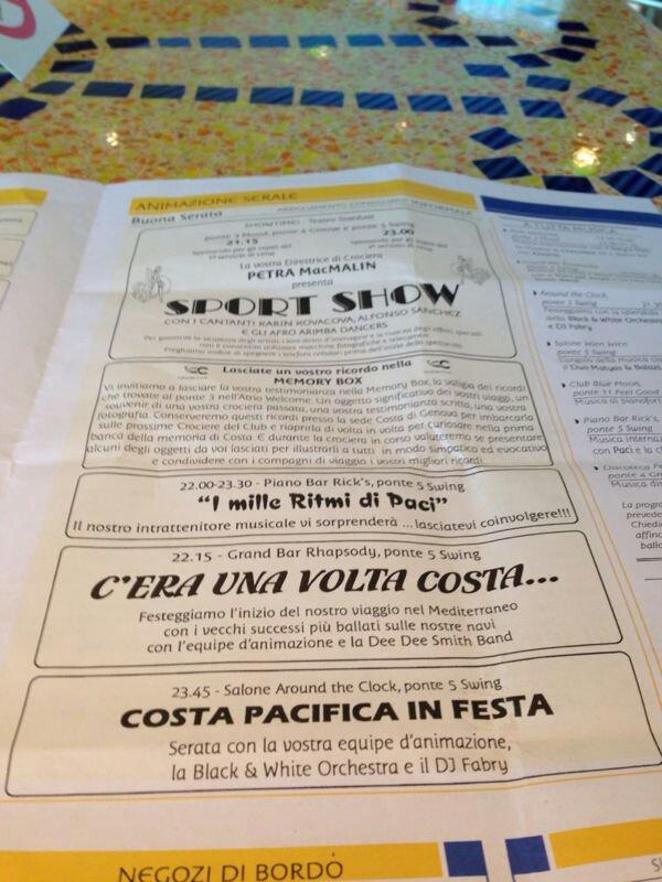 2013/09/15 Partenza da Savona Costa Pacifica-uploadfromtaptalk1379259656145-jpg