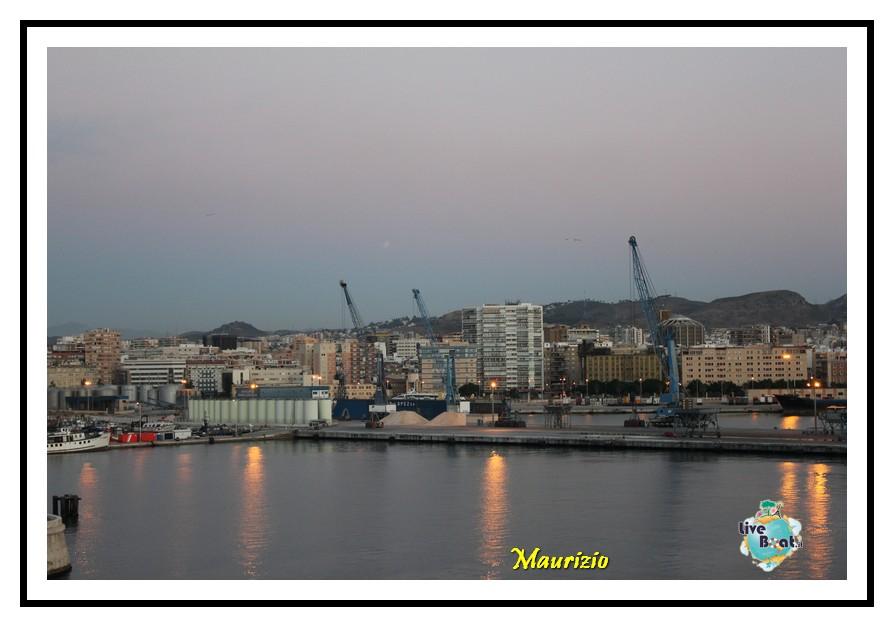 """Costa Luminosa """"Isole del Sole"""" Settembre 2010-malaga-costa-luminosa-ricordi-crociera1-jpg"""