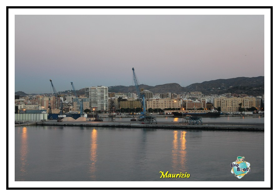 """Costa Luminosa """"Isole del Sole"""" Settembre 2010-malaga-costa-luminosa-ricordi-crociera4-jpg"""