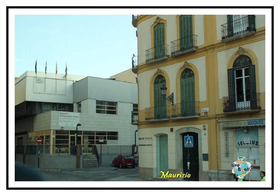 """Costa Luminosa """"Isole del Sole"""" Settembre 2010-malaga-costa-luminosa-ricordi-crociera7-jpg"""