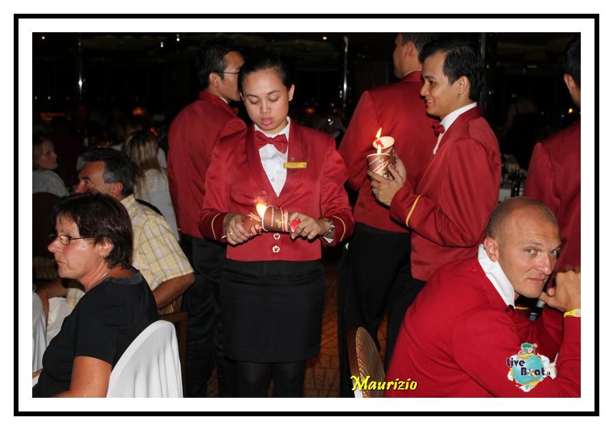 """Costa Luminosa """"Isole del Sole"""" Settembre 2010-cena-arrivederci-costa-luminosa-ricordi-crociera1-jpg"""