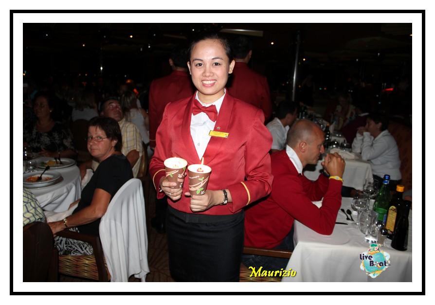 """Costa Luminosa """"Isole del Sole"""" Settembre 2010-cena-arrivederci-costa-luminosa-ricordi-crociera2-jpg"""