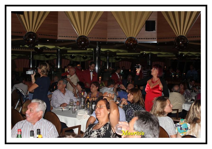 """Costa Luminosa """"Isole del Sole"""" Settembre 2010-cena-arrivederci-costa-luminosa-ricordi-crociera8-jpg"""