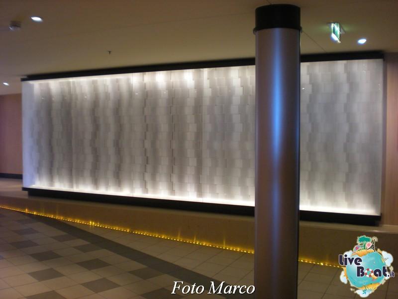 L'atrio dei ristoranti club di Celebrity Silhouette-81foto-liveboat-celebrity-silhouette-jpg