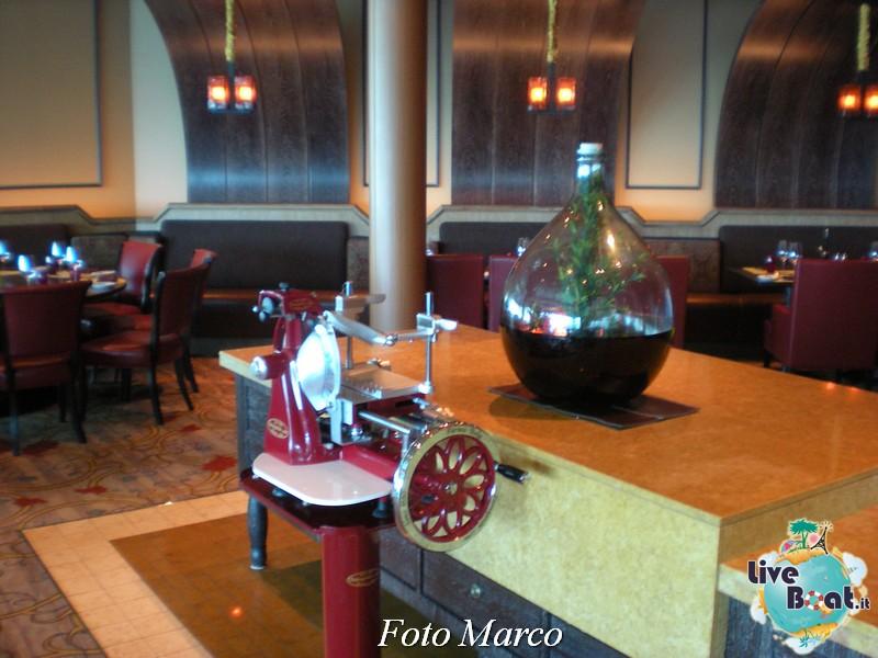 Ristorante Tuscan Celebrity Silhouette-87foto-liveboat-celebrity-silhouette-jpg