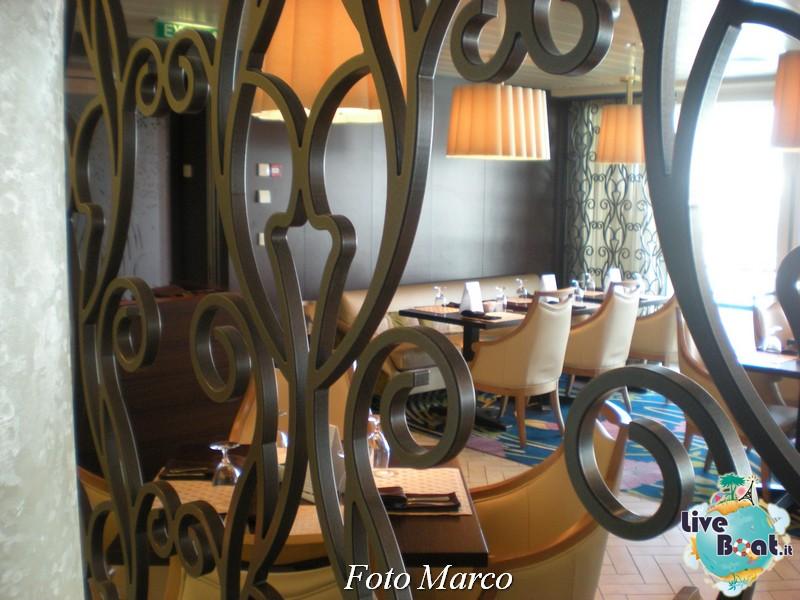 Ristorante Bistro on five Silhouette-110foto-liveboat-celebrity-silhouette-jpg