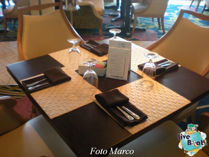 Ristorante Bistro on five Silhouette-111foto-liveboat-celebrity-silhouette-jpg
