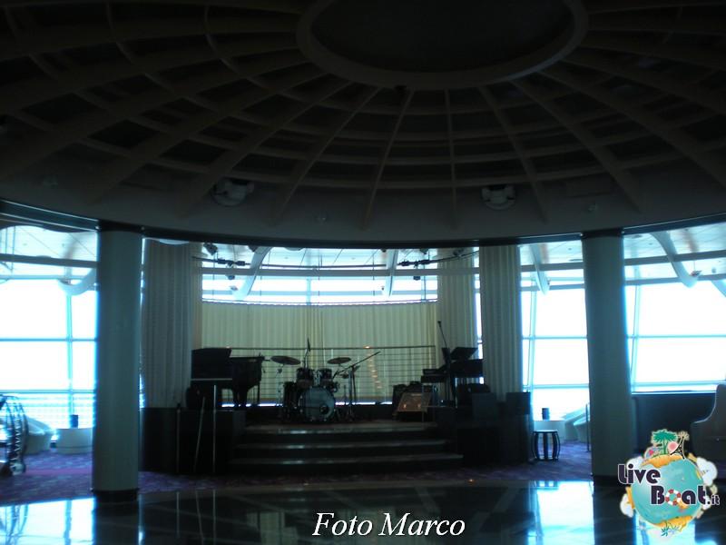 Lo Sky Lounge di Celebrity Silhouette-208foto-liveboat-celebrity-silhouette-jpg