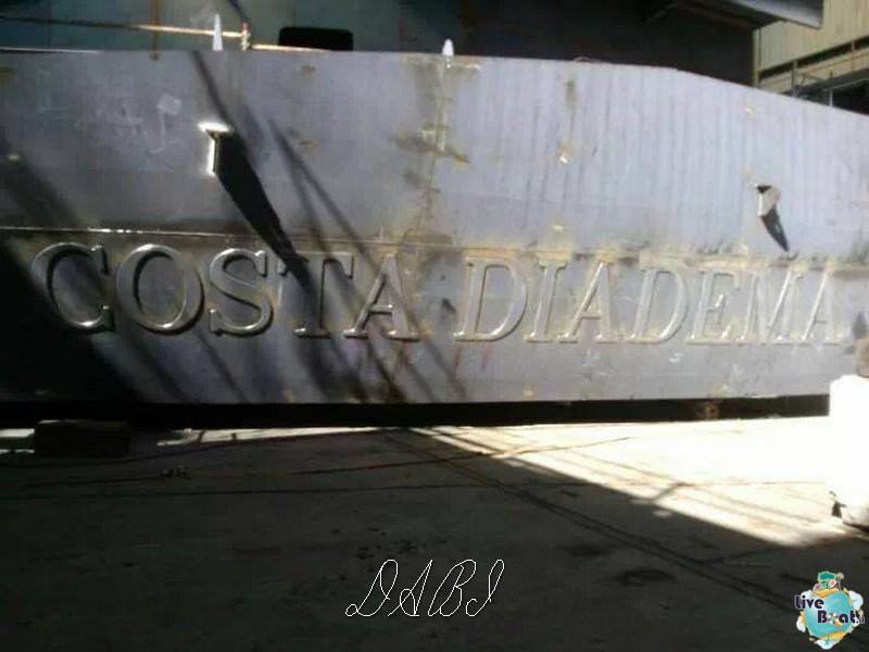 Il fumaiolo di Costa Diadema arriva a Marghera-2costa-diadema-liveboat-crociere-jpg