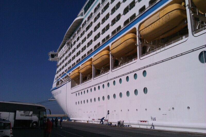 2013/09/20 Adventure of the seas Livorno-uploadfromtaptalk1379665765932-jpg