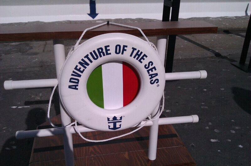 2013/09/20 Adventure of the seas Livorno-uploadfromtaptalk1379665777013-jpg
