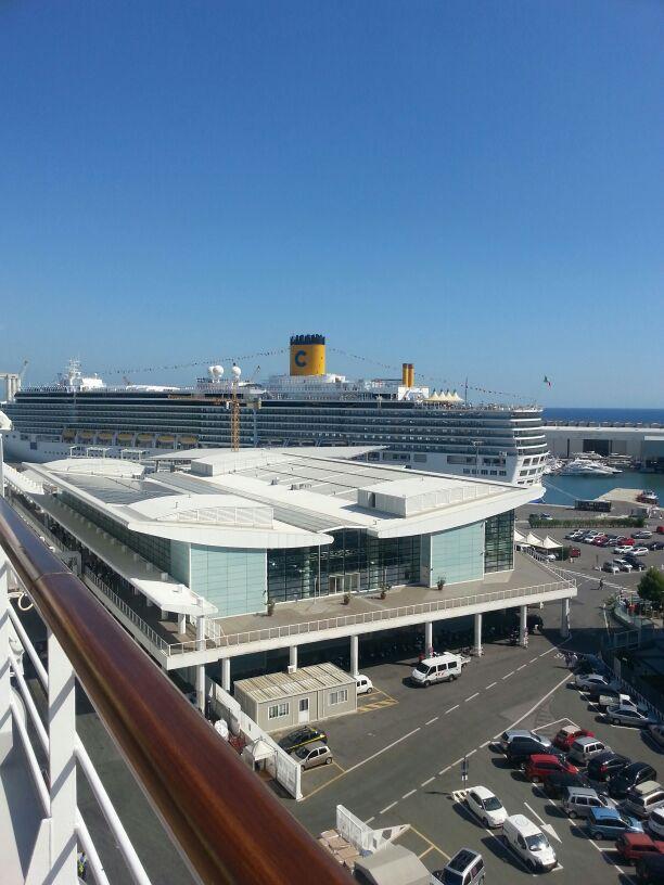 2013/09/20 Partenza da Savona Costa Deliziosa-diretta-nave-costa-deliziosa-partenza-savona-2-jpg