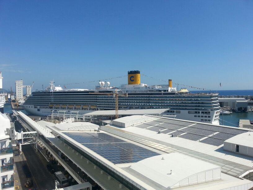 2013/09/20 Partenza da Savona Costa Deliziosa-diretta-nave-costa-deliziosa-partenza-savona-4-jpg