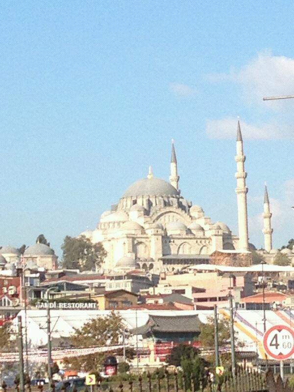 2013/09/21 - Istambul - Costa Pacifica-uploadfromtaptalk1379744587523-jpg