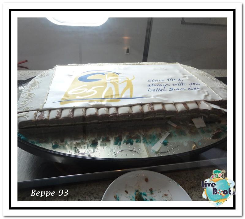 Costa Classica-Terre Sacre e Isole nel Blu-13/20 Luglio2013-torta-buffet-jpg