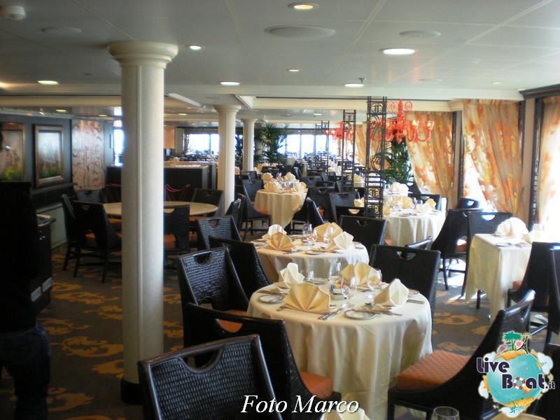 Buffet - self service Riviera-13foto-liveboat-riviera-oceania-jpg