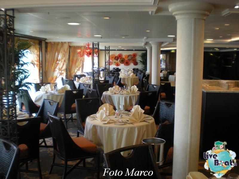 Buffet - self service Riviera-14foto-liveboat-riviera-oceania-jpg