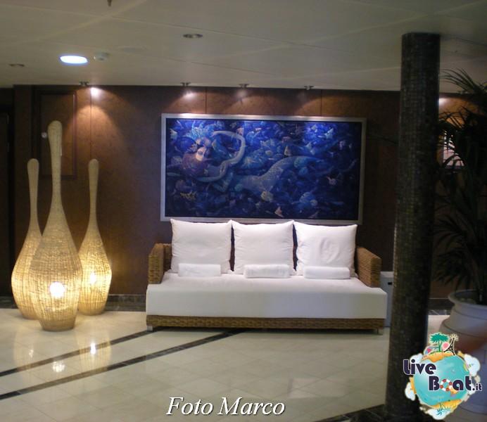Palestra e zona spa di Riviera-76foto-liveboat-riviera-oceania-jpg