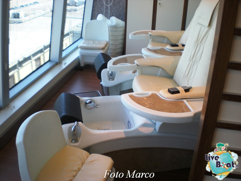 Palestra e zona spa di Riviera-86foto-liveboat-riviera-oceania-jpg