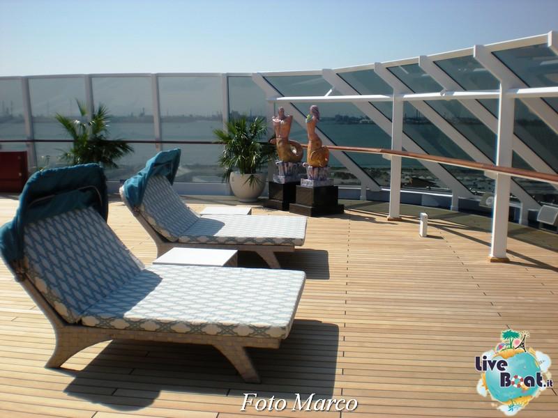 Palestra e zona spa di Riviera-89foto-liveboat-riviera-oceania-jpg