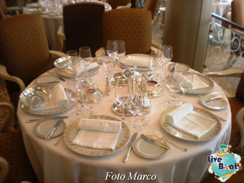 Il ristorante principale di Riviera-61foto-liveboat-riviera-oceania-jpg