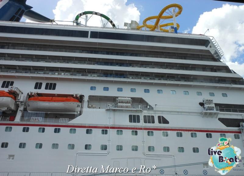 La linea esterna di Carnival Sunshine-225-carnival-sunshine-liveboat-jpg