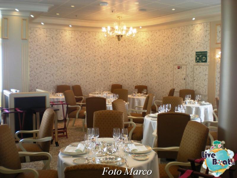 Il ristorante principale di Riviera-62foto-liveboat-riviera-oceania-jpg