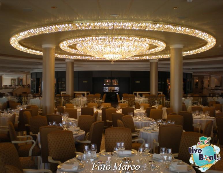 Il ristorante principale di Riviera-63foto-liveboat-riviera-oceania-jpg