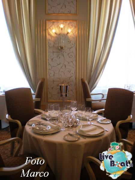Il ristorante principale di Riviera-65foto-liveboat-riviera-oceania-jpg