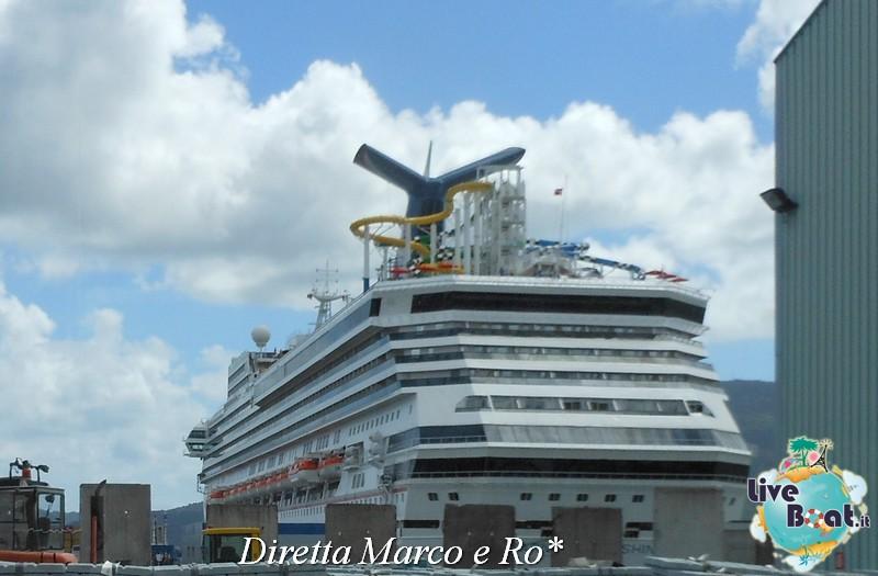 La linea esterna di Carnival Sunshine-228-carnival-sunshine-liveboat-jpg