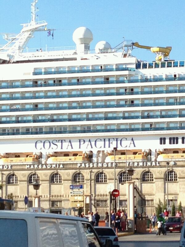 2013/09/23 - Thessaloniki - Costa Pacifica-uploadfromtaptalk1379924528768-jpg