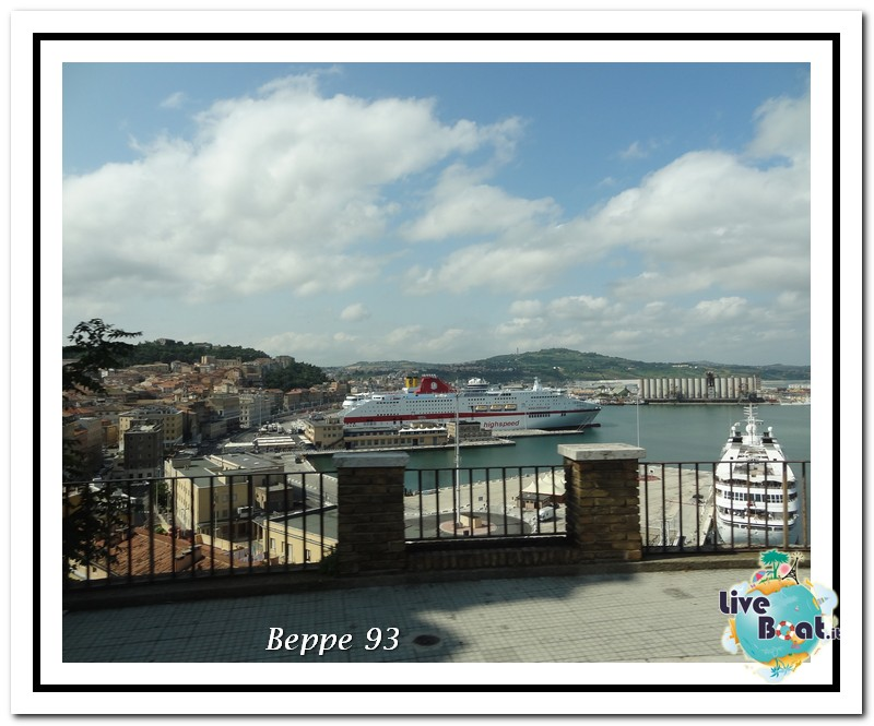 Costa Classica-Terre Sacre e Isole nel Blu-13/20 Luglio2013-visita-citt-ancona-4-jpg