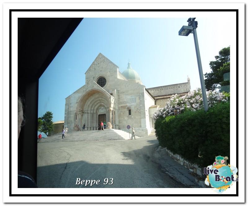 Costa Classica-Terre Sacre e Isole nel Blu-13/20 Luglio2013-visita-citt-ancona-5-jpg
