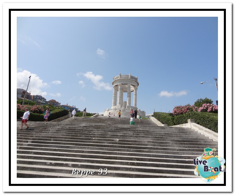 Costa Classica-Terre Sacre e Isole nel Blu-13/20 Luglio2013-visita-citt-ancona-14-jpg