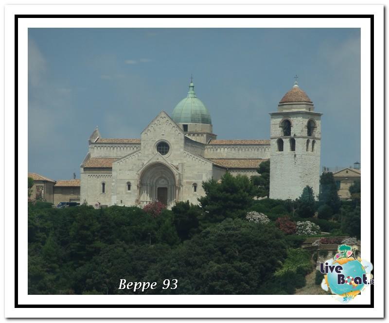 Costa Classica-Terre Sacre e Isole nel Blu-13/20 Luglio2013-visita-citt-ancona-15-jpg