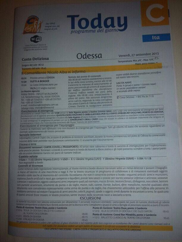 2013/09/27 Odessa Costa Deliziosa-uploadfromtaptalk1380262774908-jpg