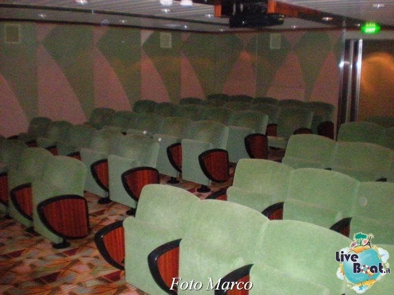 Screening room, il cinema di Mariner ots-15foto-liveboat-mariner-ots-jpg