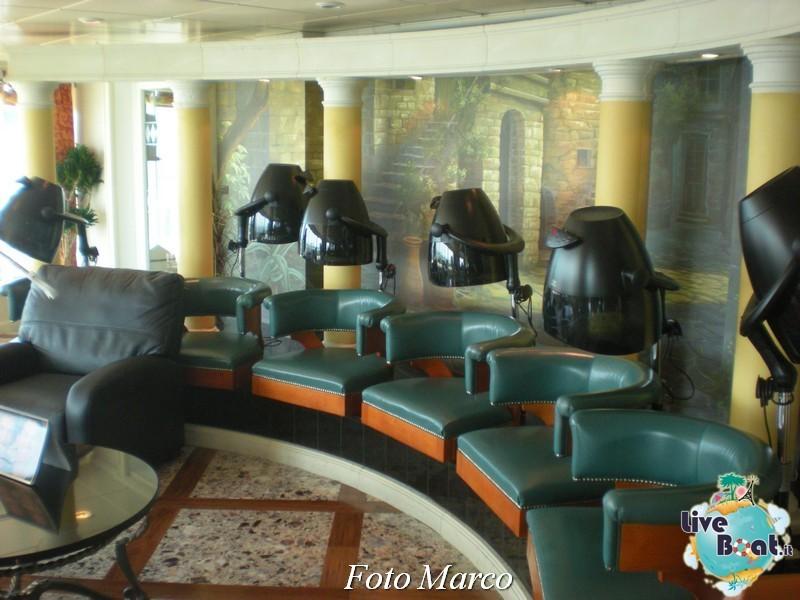 La zona spa di Mariner ots-262foto-liveboat-mariner-ots-jpg