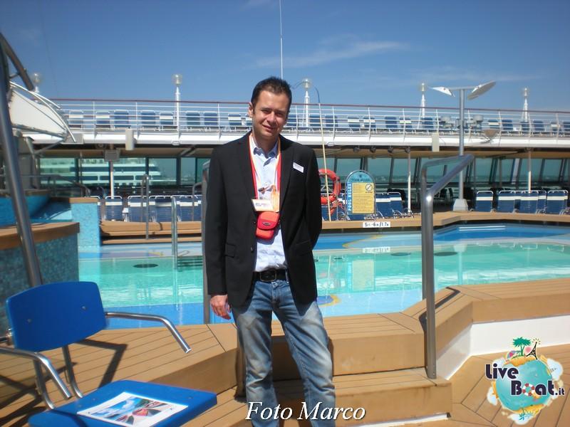 Zona piscina esterna di Splendour ots-11foto-liveboat-splendour-ots-jpg