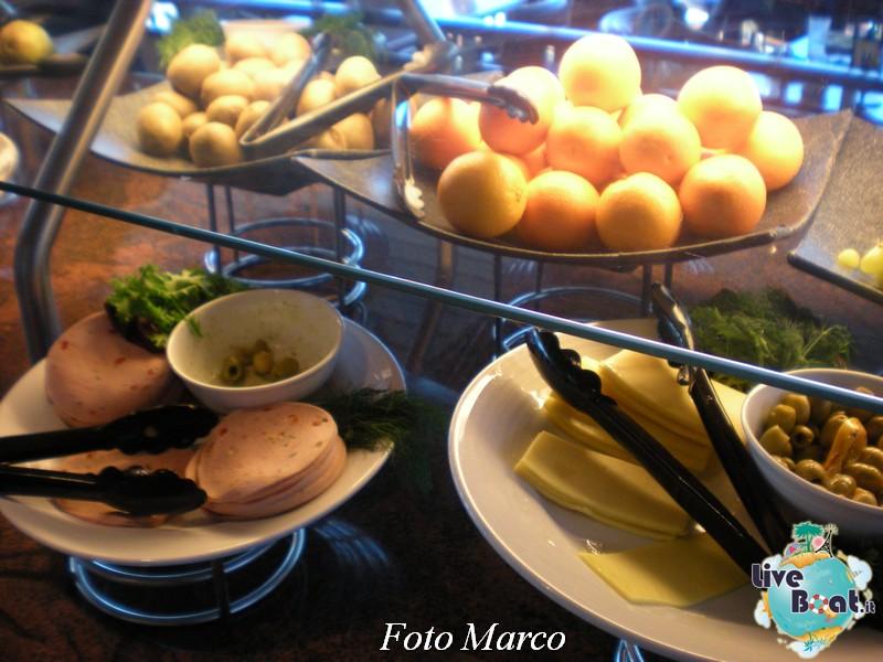 Il buffet di Splendour-7foto-liveboat-splendour-ots-jpg