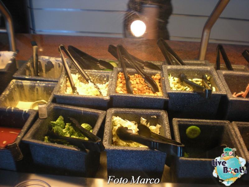 Il buffet di Splendour-8foto-liveboat-splendour-ots-jpg
