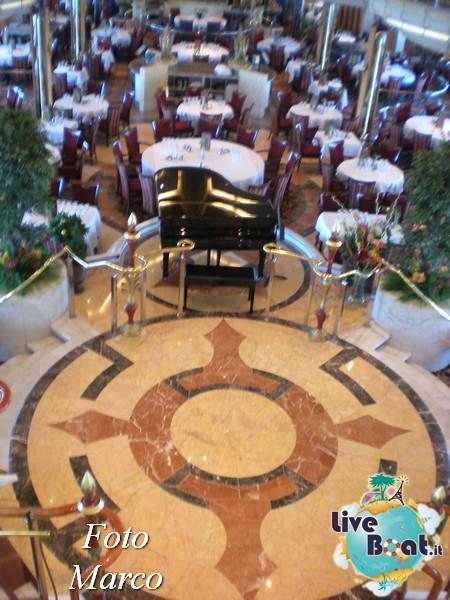 Il ristorante - Splendour of the Seas-3foto-liveboat-splendour-ots-jpg
