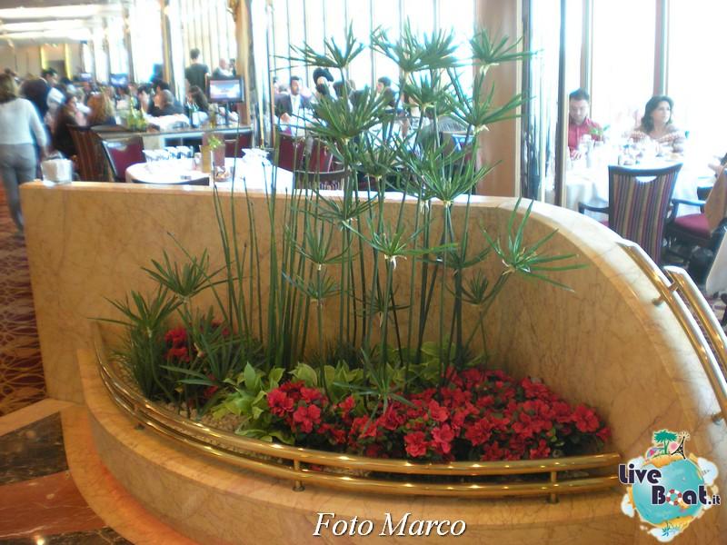 Il ristorante - Splendour of the Seas-8foto-liveboat-splendour-ots-jpg