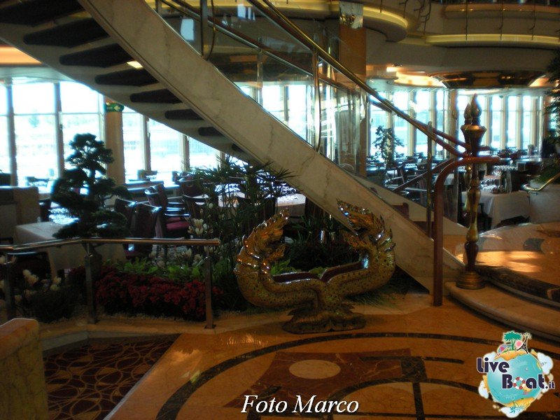 Il ristorante - Splendour of the Seas-9foto-liveboat-splendour-ots-jpg
