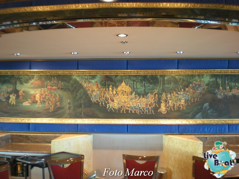 Il ristorante - Splendour of the Seas-11foto-liveboat-splendour-ots-jpg