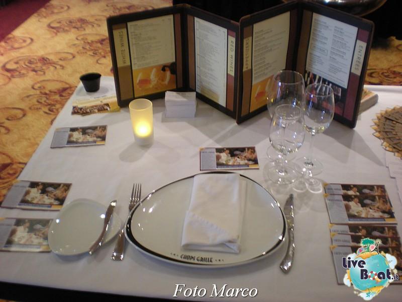 Il ristorante - Splendour of the Seas-15foto-liveboat-splendour-ots-jpg
