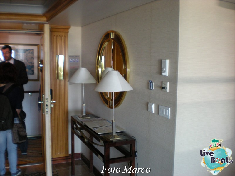 La Presidential Suite di Splendour-54foto-liveboat-splendour-ots-jpg