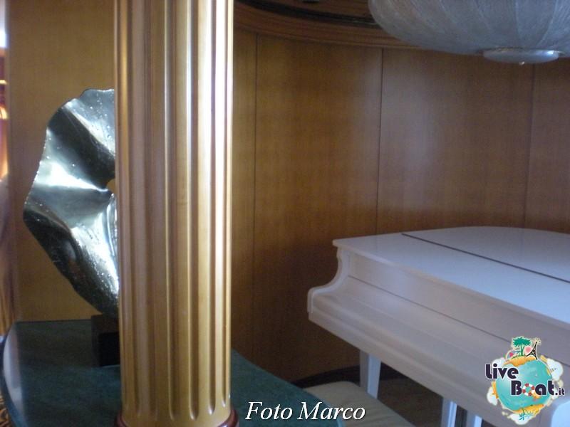 La Presidential Suite di Splendour-43foto-liveboat-splendour-ots-jpg