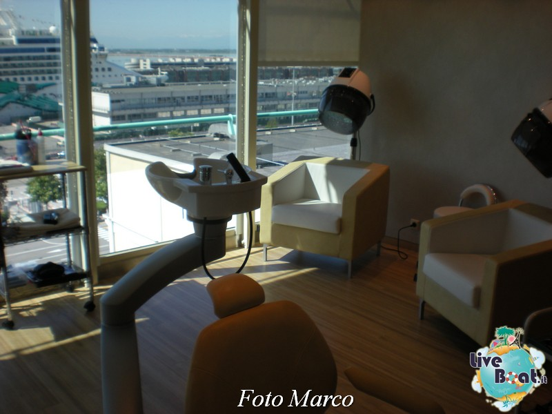 La spa e la palestra di Splendour-1foto-liveboat-splendour-ots-jpg